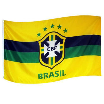 Brazil Flag, Supporter - Accessories, Taylors - Football Galaxy