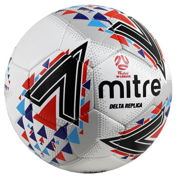 Mitre Delta Replica W-League Football, Footballs - Licenced FFA, Mitre Sports - Football Galaxy