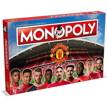 Manchester United FC Edition Monopoly
