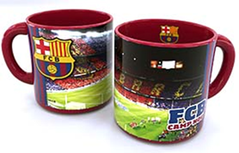 FC Barcelona Mug, Supporter - Accessories, Taylors - Football Galaxy