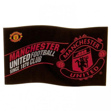 Manchester United Flag, Supporter - Accessories, Taylors - Football Galaxy