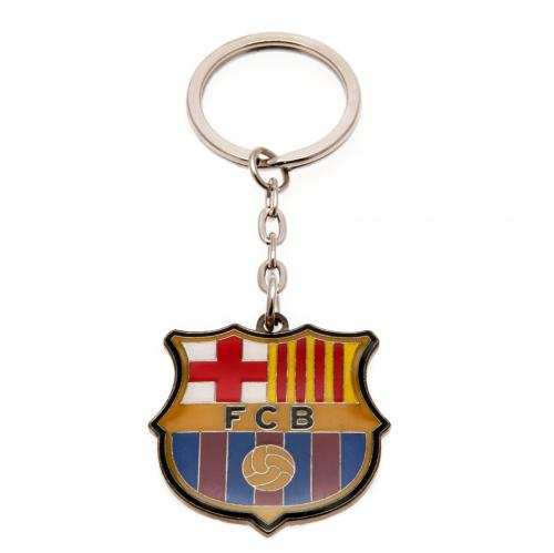 FC Barcelona Keyring, Supporter - Accessories, Taylors - Football Galaxy