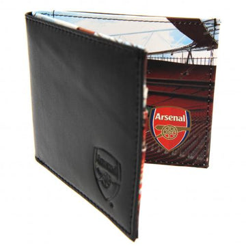 Arsenal F.C. Panoramic Wallet, Supporter - Accessories, Taylors - Football Galaxy