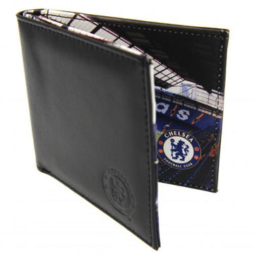 Chelsea FC Panoramic Wallet, Supporter - Accessories, Taylors - Football Galaxy