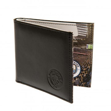 Manchester City FC Panoramic Wallet