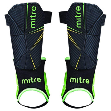 Mitre Delta Ankle Protect shinguards, Equipment - Shinguards, Mitre Sports - Football Galaxy