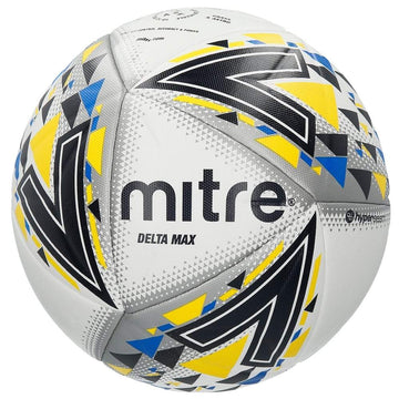 Mitre Delta Max Football, Footballs - Professional, Mitre Sports - Football Galaxy