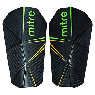 Mitre Delta Slip shinguards, Equipment - Shinguards, Mitre Sports - Football Galaxy