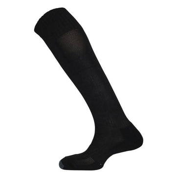 Mitre Mercury Football Sock - BLACK