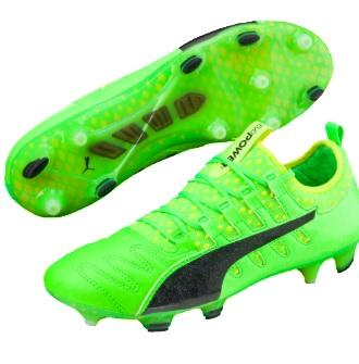Puma evoPOWER Vigor 1 K Lth FG, Footwear Outdoor Mens, Puma - Football Galaxy