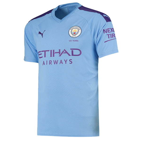 Manchester City FC Kids Home Jersey - 2019/20