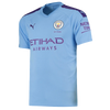 Manchester City FC Adults Home Jersey - 2019/20