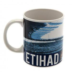 Manchester City Mug, Supporter - Accessories, Taylors - Football Galaxy
