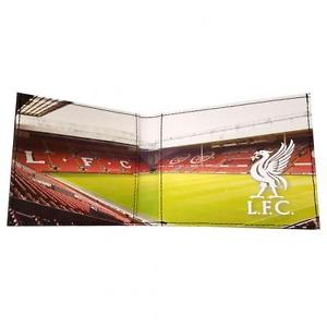 Liverpool FC Panoramic Wallet, Supporter - Accessories, Taylors - Football Galaxy
