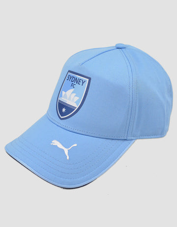 Puma Sydney FC Cap, Supporter - Accessories, Puma - Football Galaxy