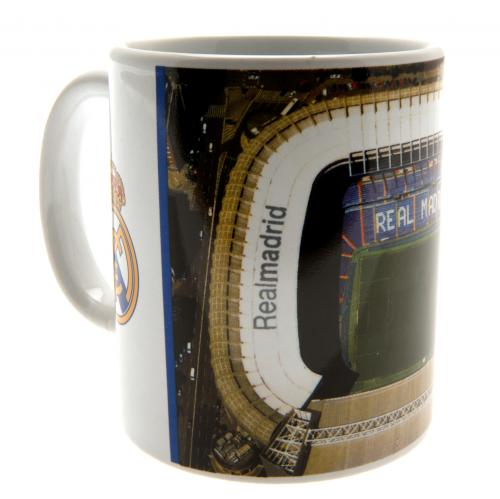 Real Madrid F.C. Stadium Mug, Supporter - Accessories, Taylors - Football Galaxy