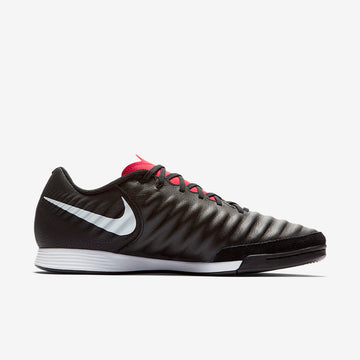 Nike TiempoX Legend VII Academy IC Black/White, Footwear Indoor Mens, NIKE - Football Galaxy