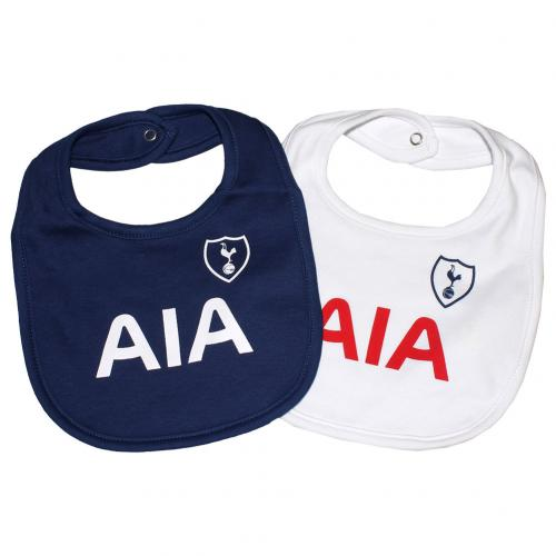 Tottenham Hotspur F.C. 2 Pack Bibs, Supporter - Accessories, Taylors - Football Galaxy