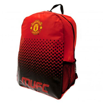 Manchester United FC Backpack, Supporter - Accessories, Taylors - Football Galaxy