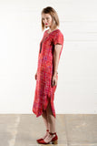 Holly Batik Shift Dress