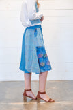 Laney Patchwork Skirt