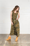 Kinsley Batik Maxi Dress