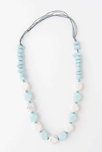Indonesian Wax Bead Necklace
