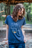 Wonderful Joy Ahead Ladies Tee