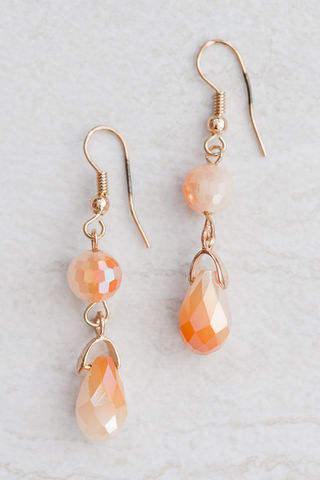 Charming Crystal Earrings