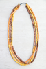 Balinese Wooden Necklace