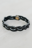 Mens/Womens Long Braided Leather Bracelet