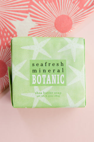 Seafresh Mineral Large Soap