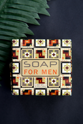 Soap for Men - Large