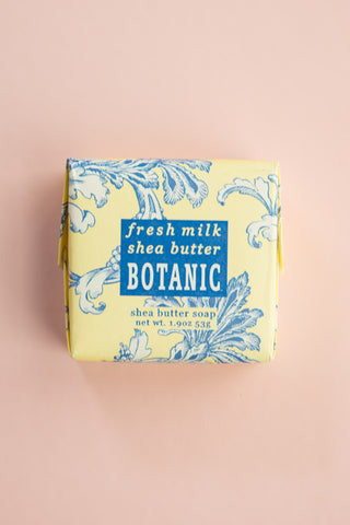 Fresh Milk Shea Butter Small Soap