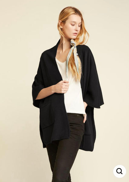 Pocketed Cardigan