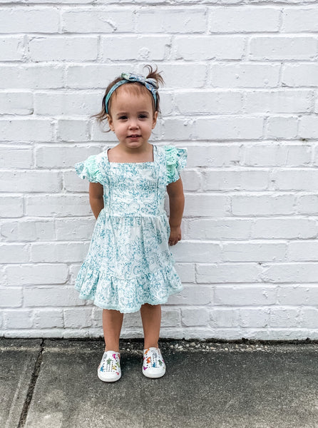 Little Girls Sophie Dress