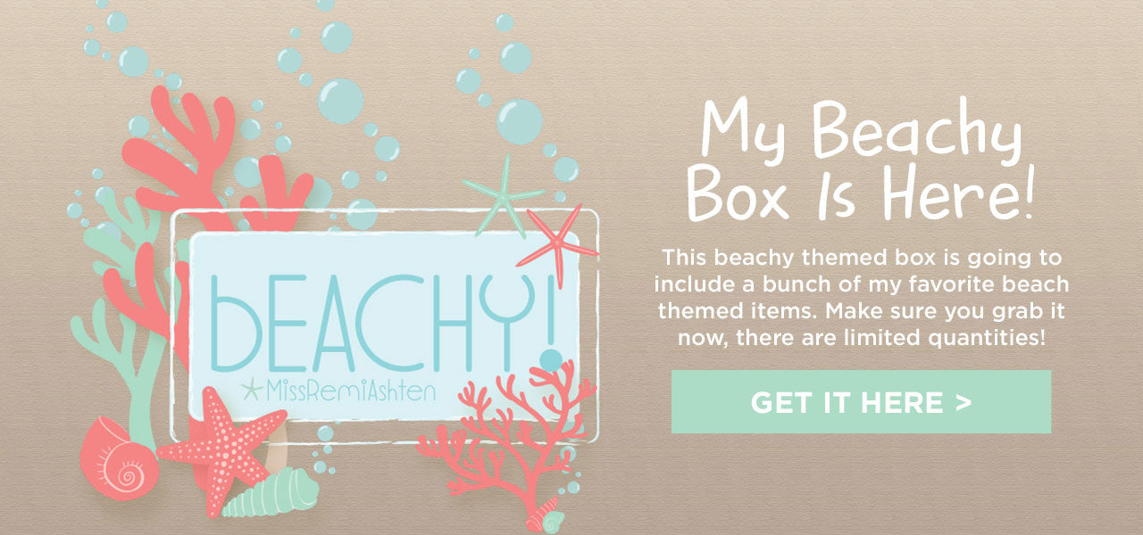 My Bi-Monthly Subscription Box Is Available For Purchase!