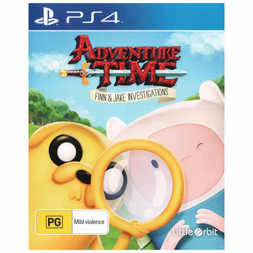 Adventure Time: Finn and Jake Investigations PS4