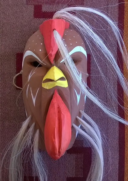 Rooster Mask (Large)
