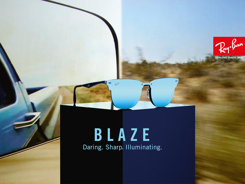 32c454df1a The New Ray-Ban Blaze Collection
