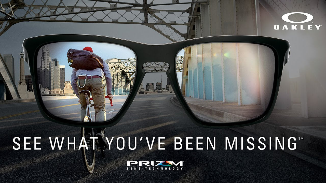 Oakley Prizm™ Lens Technology