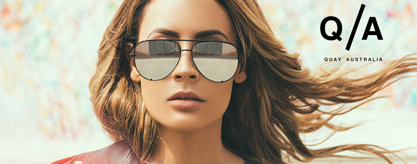 f4a489e6db Quay Sunglasses  What s the Obsession