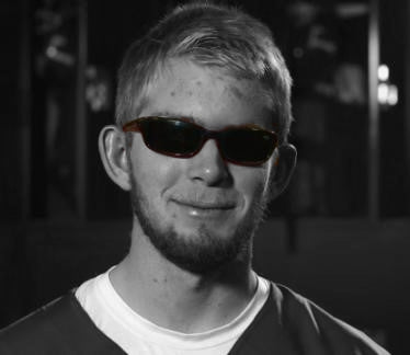 Jake Olson on AmericanSunglass.com