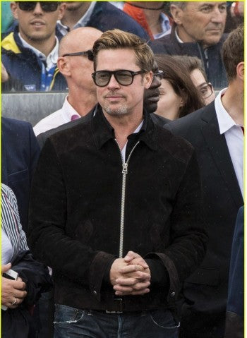 Brad Pitt, Tom Ford and AmericanSunglass.com