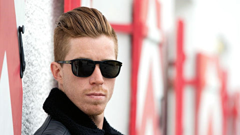 Shaun White on AmericanSunglass.com