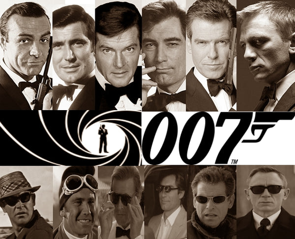 James Bond, Tom Ford and AmericanSunglass