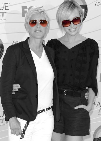 Ellen on AmericanSunglass