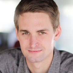 Evan Spiegel Fashion