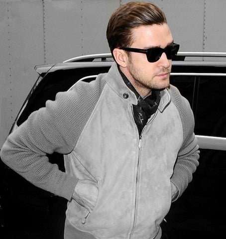 JT in Tom Ford Snowden on AmericanSunglass