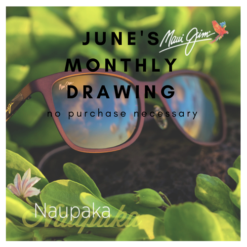Maui Jim Naupaka Sunglasses Giveaway on AmericanSunglass.com